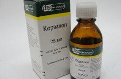 korvalol pri tahikardii 1 - Does Corvalol help with tachycardia and how to take it