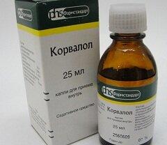 korvalol pri tahikardii 2 1 - Does Corvalol help with tachycardia and how to take it