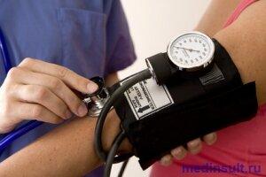 Пониженное артериальное давление при гипертонии