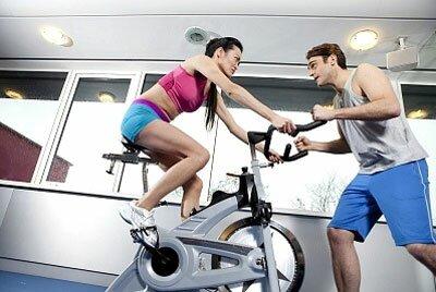 Методика похудения на велотренажере