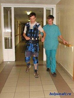 Как научится правильно ходить после инсульта