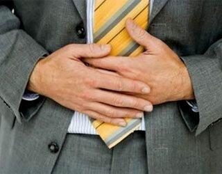 Боль в желудке тошнота тахикардия