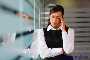 Головные боли после инсульта лечение